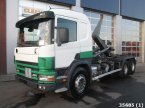 Abrollcontainer des Typs Scania P 114.380 6x4 Retarder Manual Full steel в ANDELST