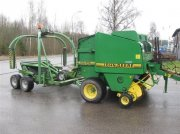 John Deere 575 + Elho 1820 Inliner Press-/Wickelkombination