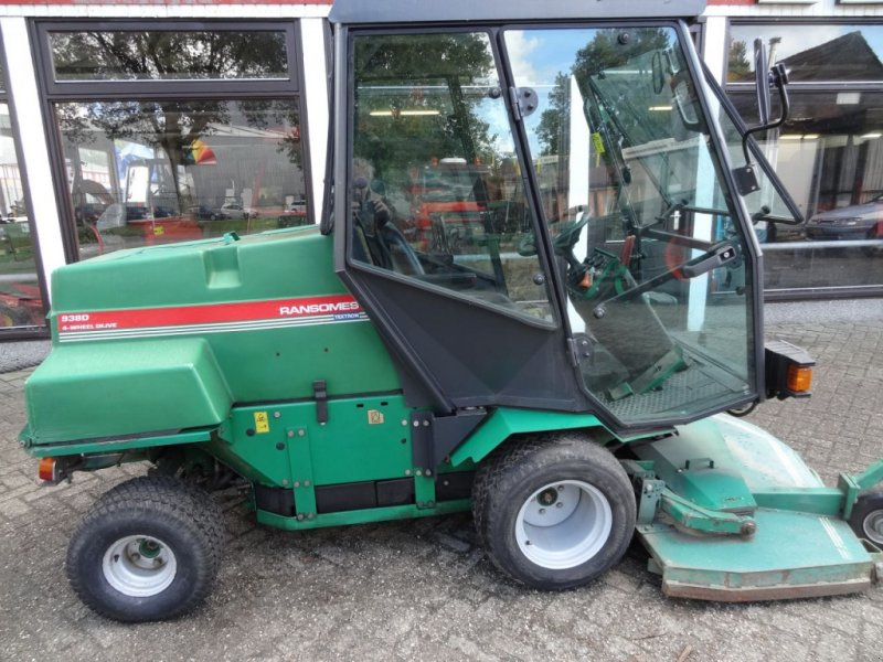 Фотография Ransomes 938 D ROTERY