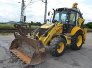New Holland B100B Baggerlader