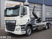 DAF FAN CF 430 6x2 Euro 6 Abrollcontainer