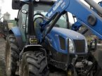 Traktor des Typs New Holland T6.120 ELECTRO COMMAND в L'HERMITAGE