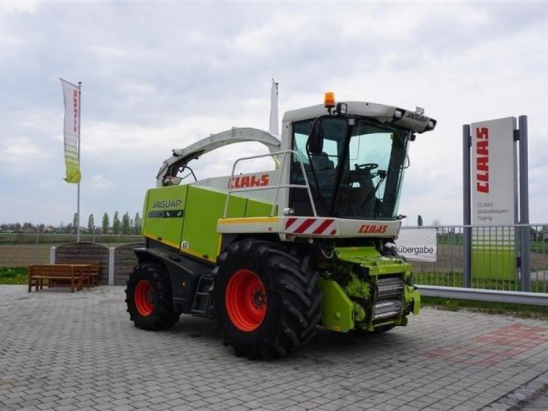 Sonstiges Feldhäckslerzubehör типа CLAAS Jaguar 850 SpeedStar, Neumaschine в Звенигородка (Фотография 1)