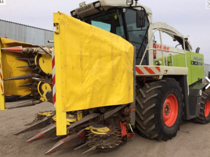 Sonstiges Feldhäckslerzubehör типа CLAAS Jaguar 850 SpeedStar, Neumaschine в Біла Церква (Фотография 1)