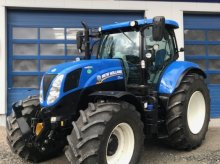 New Holland T7.210 Тракторы