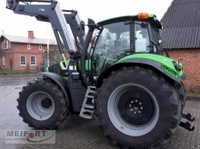 Deutz-Fahr 6190 TTV WARRIOR VT52 Тракторы