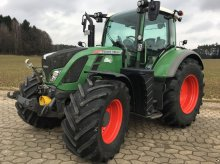 Fendt 720 Vario SCR, Profi Plus, Trimble RTK Тракторы