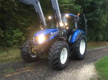New Holland T 4.85 Тракторы
